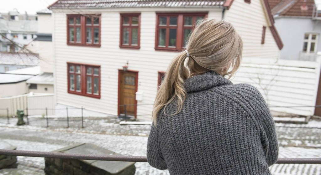 VANSKELIG: I Idas barndom var hver dag en kamp, men julen var ekstra vanskelig. Foto: Magne Turøy (Bergensavisen)