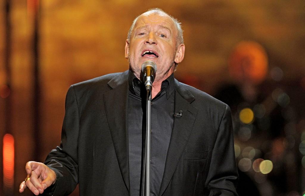 BLE 70 ÅR: Rock- og bluesartisten Joe Cocker døde mandag 70 år gammel. Foto: Scanpix