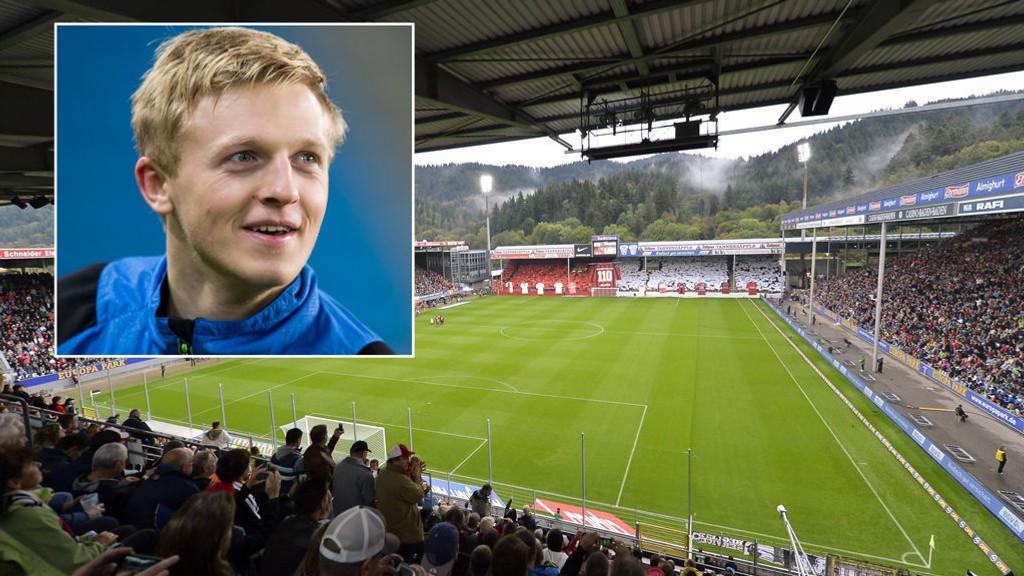 NY KLUBB: Her skal Mats Møller Dæhli spille hjemmekampene sine fremover.