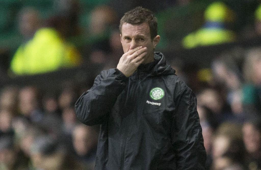 FÅR KJEFT: Celtic-manager Ronny Deila.