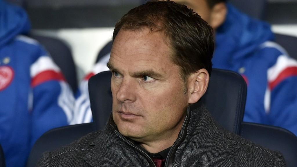 AVVISER NEWCASTLE: Frank De Boers agent avviser at klienten er aktuell for Newcastle.
