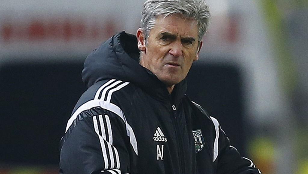 SPARKET: Ifølge Daily Telegraph har Alan Irvine fått sparken.