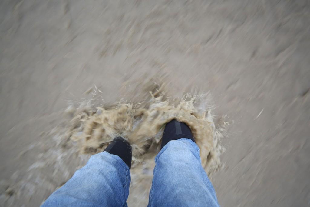Det er stor fare for oversvømmelser tirsdag og onsdag