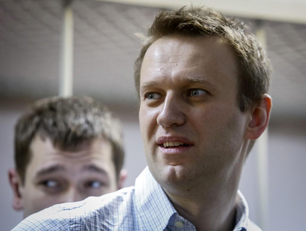 Alexej Navalnyj stilte til demonstrasjon i Russland tirsdag, til tross for at han ble dømt til husarrest tidligere tirsdag.
