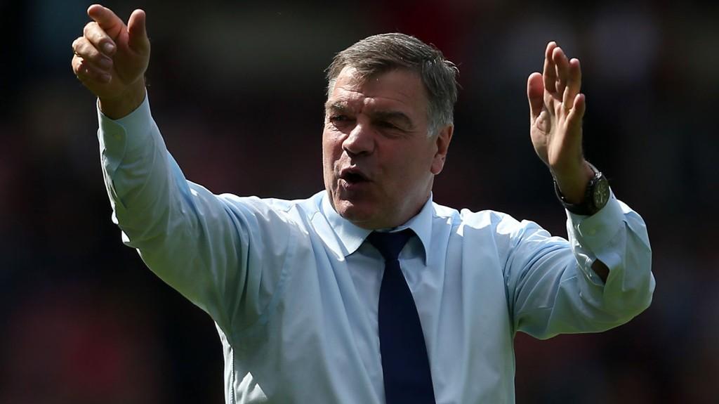 Sam Allardyce har suksess med West Ham denne sesongen.