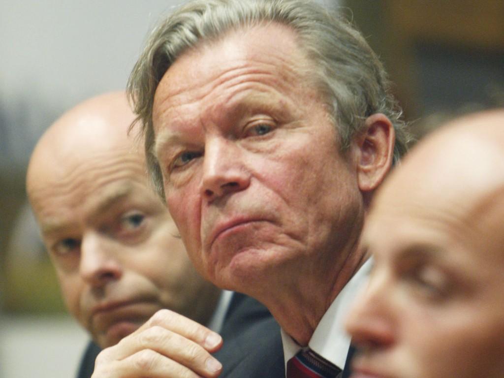 TILTALT: Tidligere konsernsjef Thorleif Enger (bildet) og tre andre toppledere i Yara er tiltalt for grov korrupsjon. Mandag må de møte i Oslo tingrett.