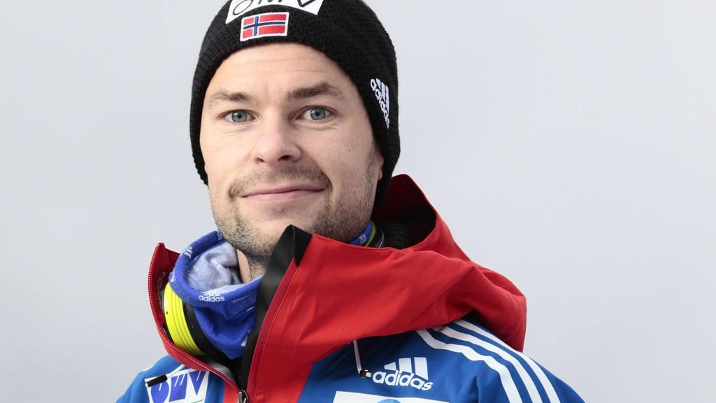 LEDER: Anders Jacobsen kan vinne nyttårshopprennet.