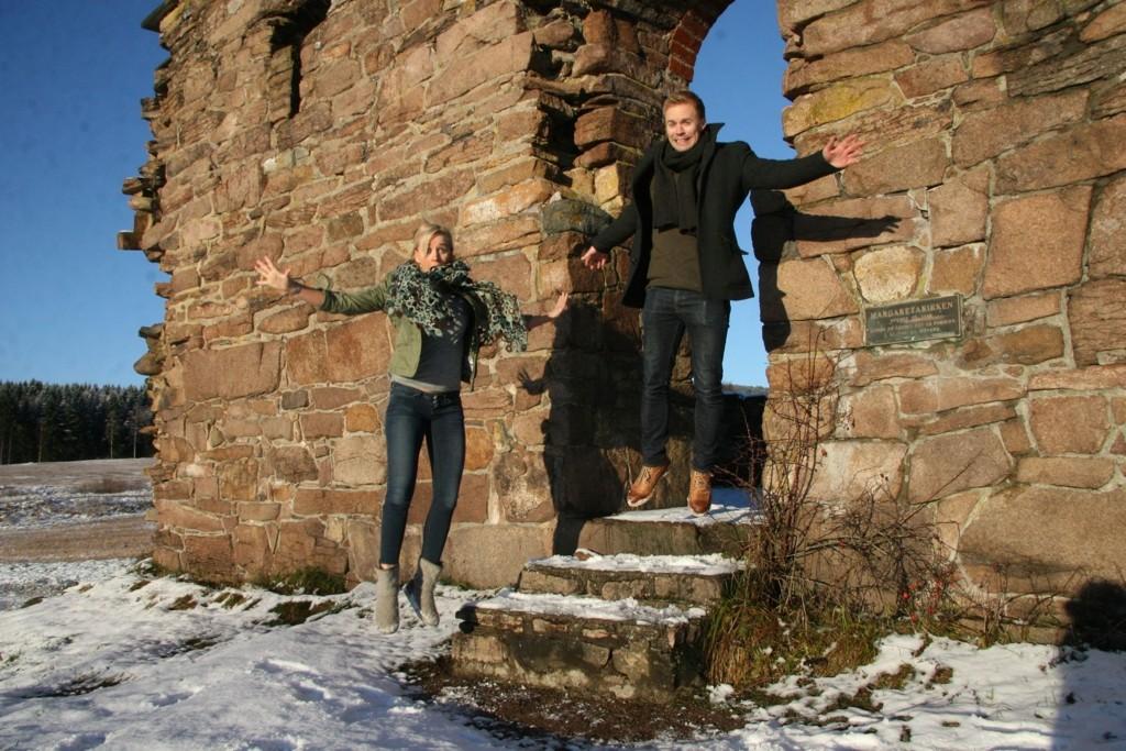 Kristin Tufte Haga og Karl Andreas Kjelstrup har jobbet som journalister i Nordre Aker i mange år, og skal drive Nordre Aker Budstikke videre på www.nab.no.