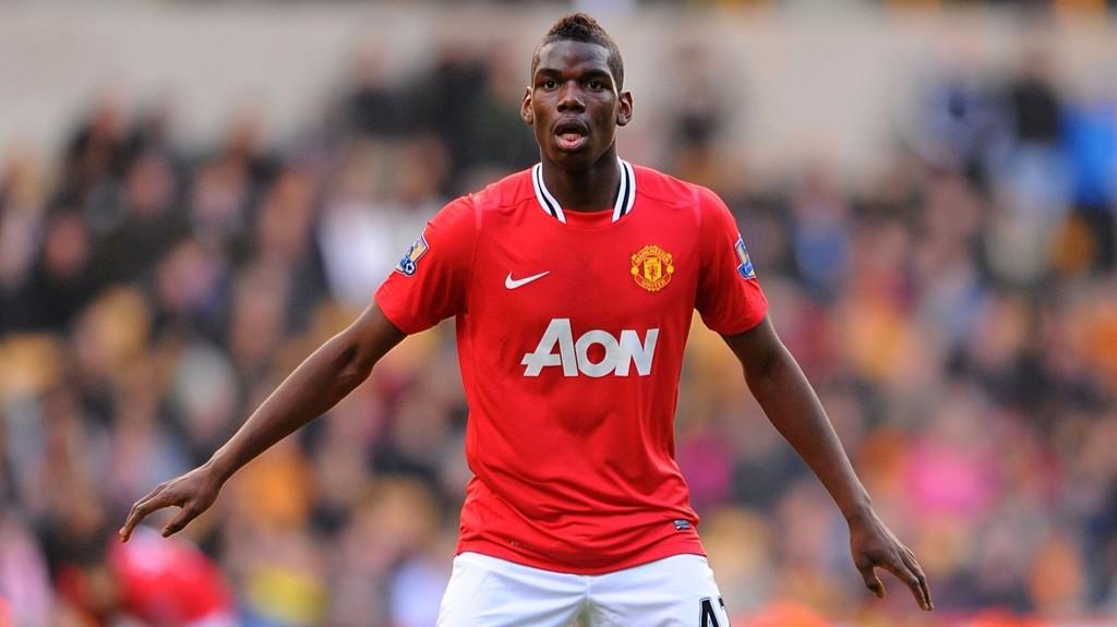 KOMMER TILBAKE? Paul Pogba kobles til Manchester United.