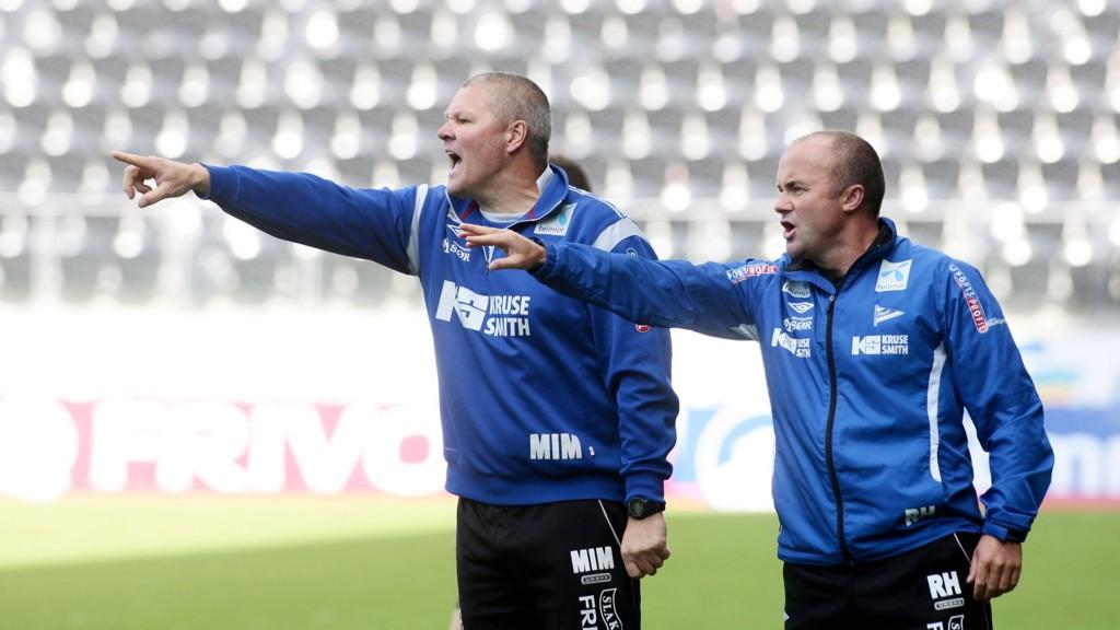 Robert Hauge har vært Mons Ivar Mjeldes assistent i Start i over tre år. Nå vender han hjem til Bergen.