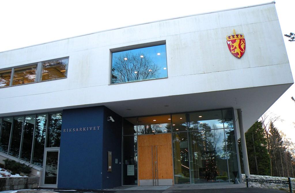 Det var ingen folkevandring til Riksarkivet på Sognsvann fredag formiddag - på tross av at de 90.000 sakene i landssvikarkivet nå er gjort tilgjengelig for alle.
