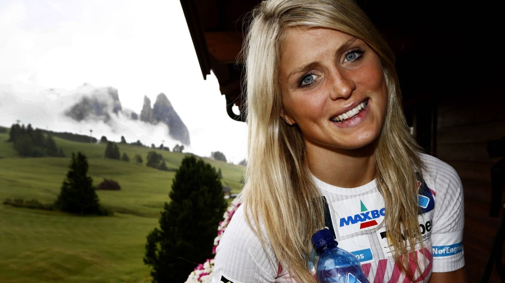 NOMINERT: Therese Johaug.