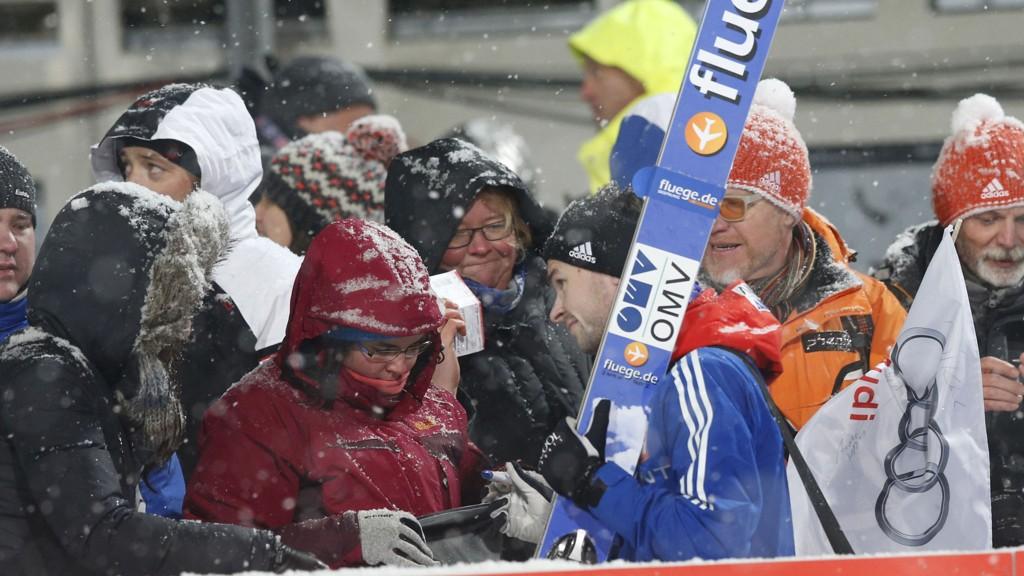 - HER SNUDDE DET: Sportssjef Clas Brede Bråthen tror det snudde for Anders Jacobsen da han fikk hoppe i det avlyste rennet i Oberstdorf.