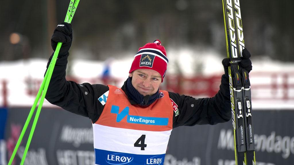 Sjur Røthe er en spennende outsider i årets Tour de Ski.
