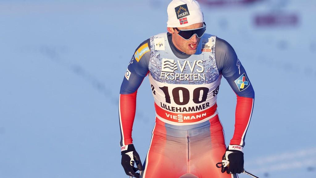 KORN PÅ JULAFTEN: Petter Northug vil være lettest mulig når han skal ta seg opp monsterbakken i Tour de Ski.