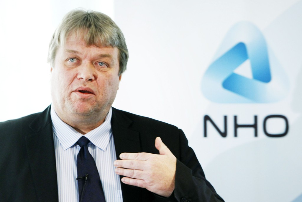 Avdelingsdirektør i NHO Dag Aarnes sier forventingene ikke høres urimelige ut.