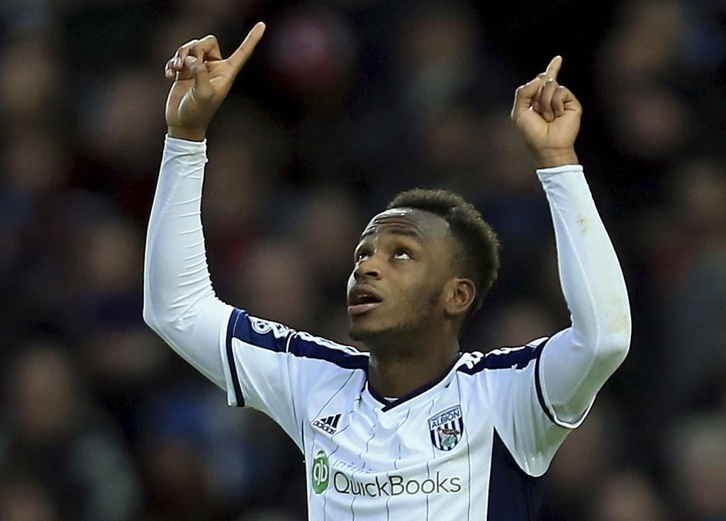 FORLATER WEST BROMWICH? Saido Berahino er ønsket av både Liverpool og Tottenham, og West Bromwich bekrefter at spissen kan forlate klubben i januar.