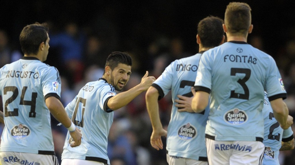 Nolito ble kampens eneste målscorer da Celta slo Sevilla i lagenes forrige møte i mars, men i kveld er både han og angrepsmakker Joaquin Larrivey ute med karantene.