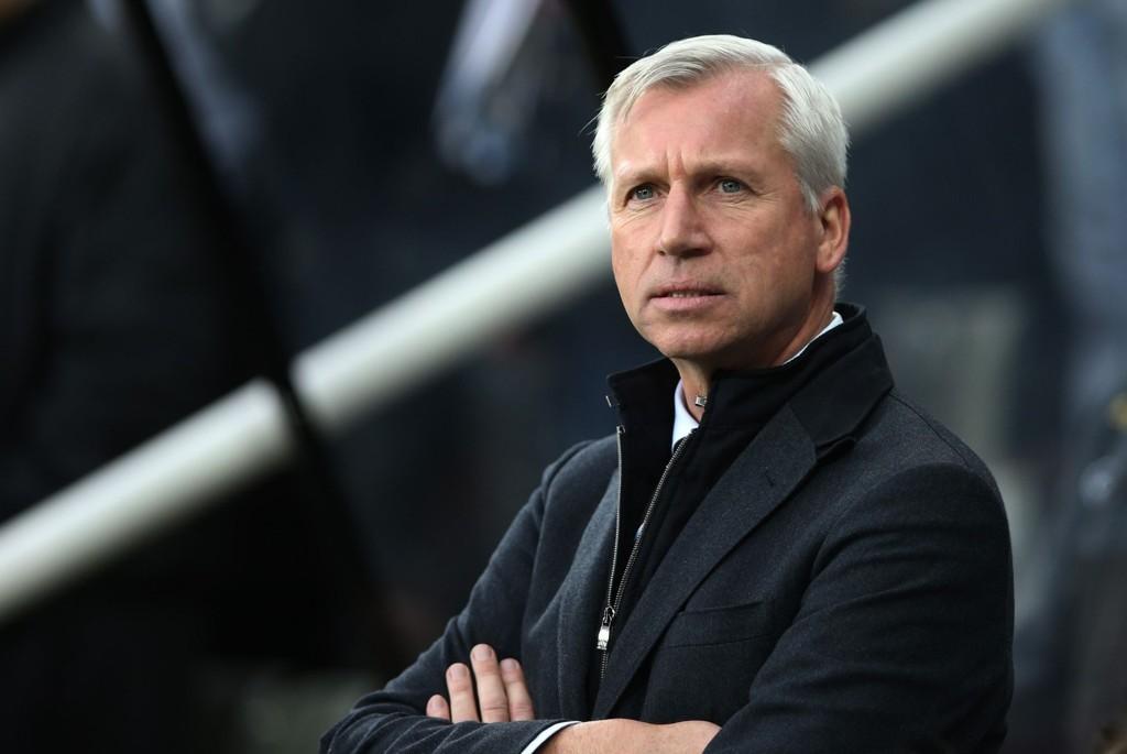 KLAR: Alan Pardew er bekreftet som ny manager i Crystal Palace.