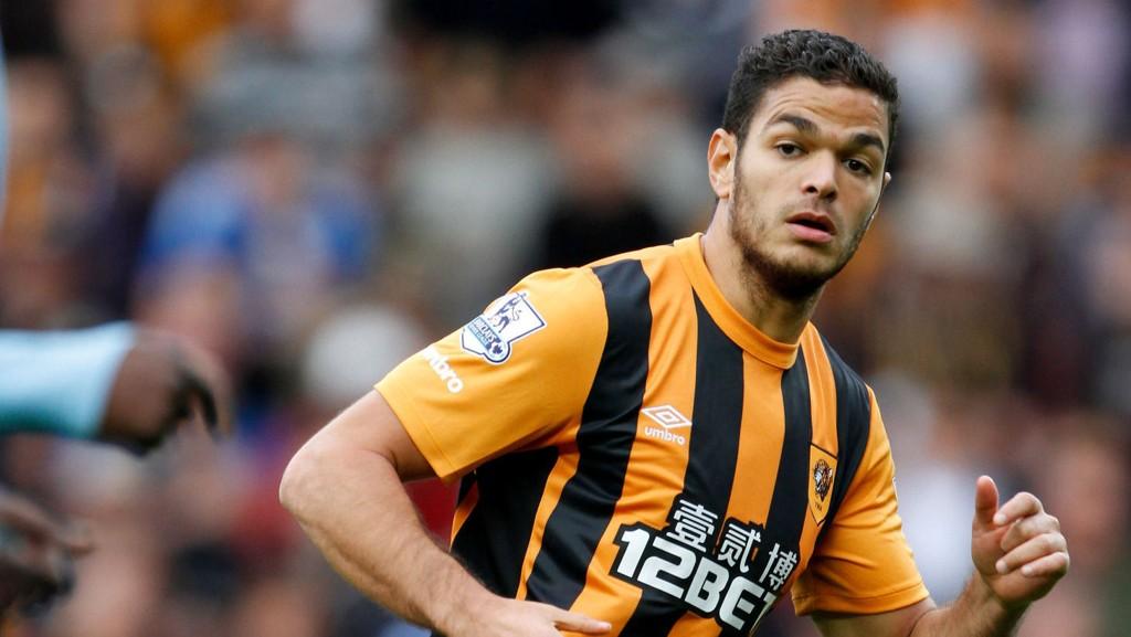 KLAR FOR NICE: Hatem Ben Arfa returnerer til fransk fotball.
