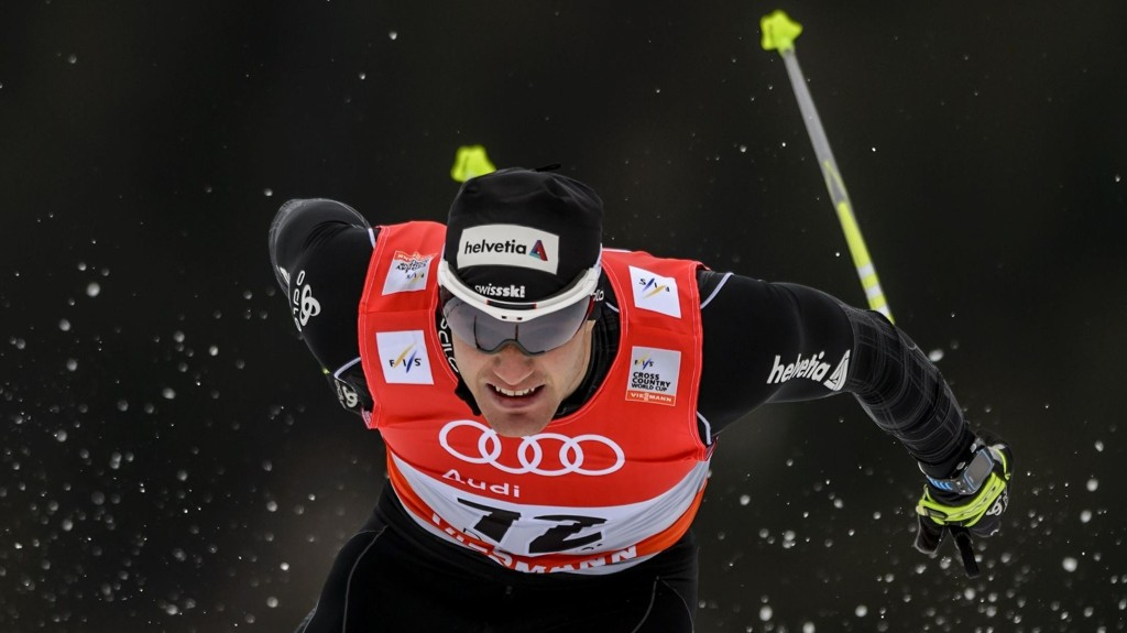Dario Cologna viste superform på første dag av Tour de Ski.