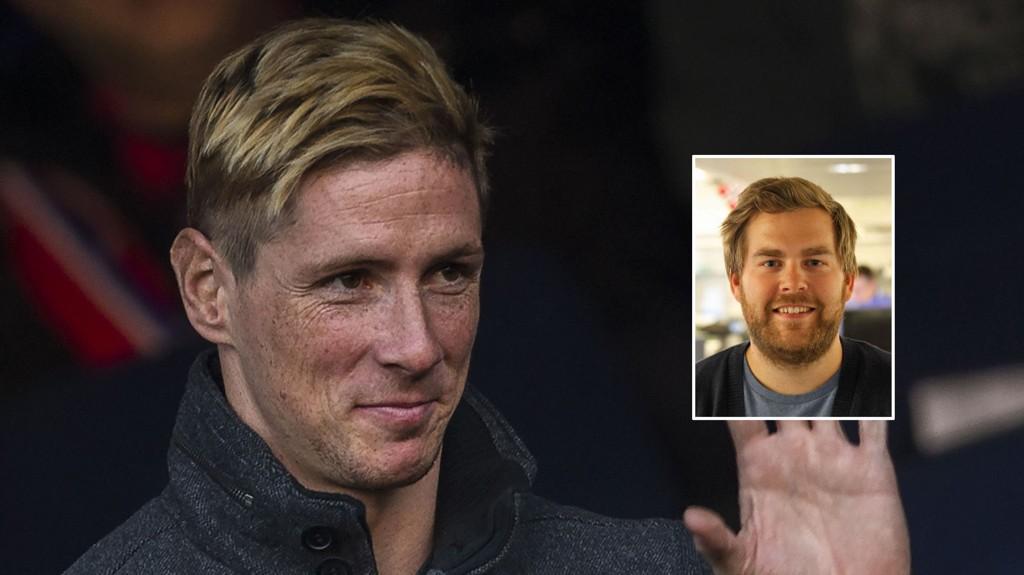 COMEBACK: Fernando Torres skal snart i ilden igjen for Atlético Madrid.