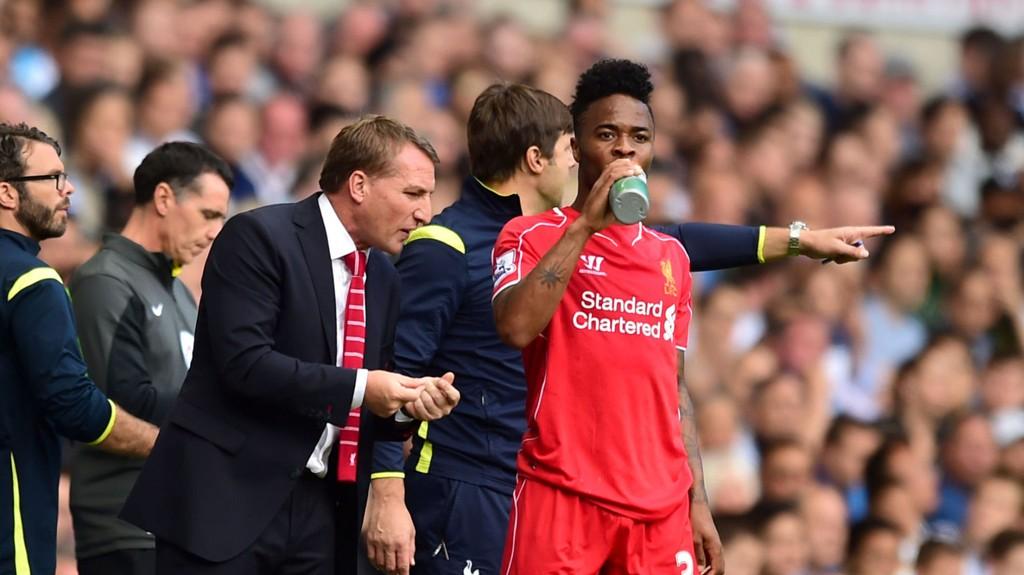 NY KONTRAKT: Raheem Sterling skal ha kommet til enighet med Liverpool om en ny kontrakt med klubben.