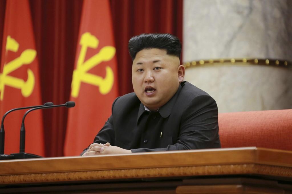 Nord-Koreas leder Kim Jong-un går hardt ut mot USA, som nylig innførte nye sanksjoner mot landet.