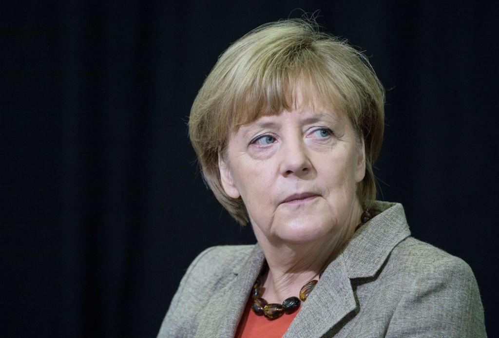Tysklands statsminister Angela Merkel tror ikke lenger at det vil være så farlig dersom Hellas forlater eurosonen.