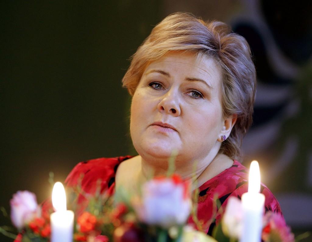 Statsminister Erna Solberg (H) erkjenner at endringene bekymrer mange av de mer enn 300.000 uførepensjonistene her i landet.