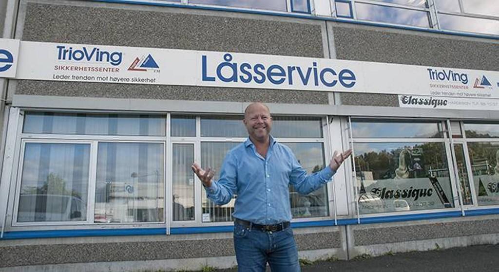 Ståle Raa gikk fra å være eier av Safeguard Group til å være ansatt som daglig leder i selskapet.