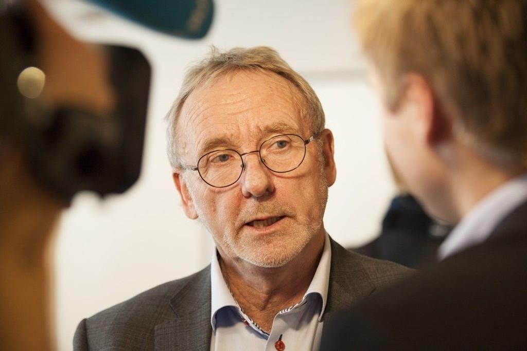 Unio-leder Anders Folkestad mener ny undersøkelsen viser at regjeringen er på kollisjonskurs med folket i viktige spørsmål om skatt og velferd.