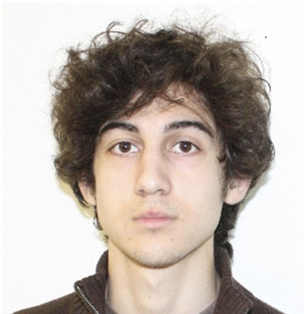 RISIKERER DØDEN: Terrormistenkte Dzjokhar Tsarnajev risikerer dødsstraff hvis han blir funnet skyldig i utførelse av bombeangrepene mot Boston maraton i 2013.
