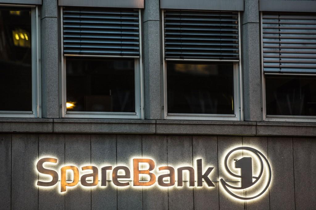 Sparebank 1 sine lokaler i Olav Vs gate 5 i Oslo.