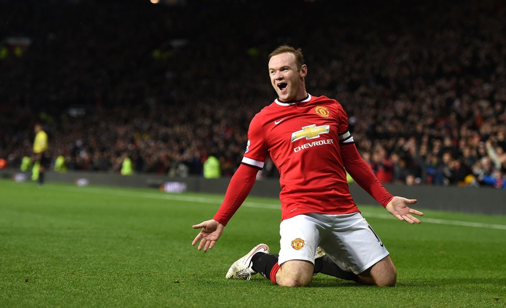 ENKELT: Manchester United og Wayne Rooney møter Cambridge.