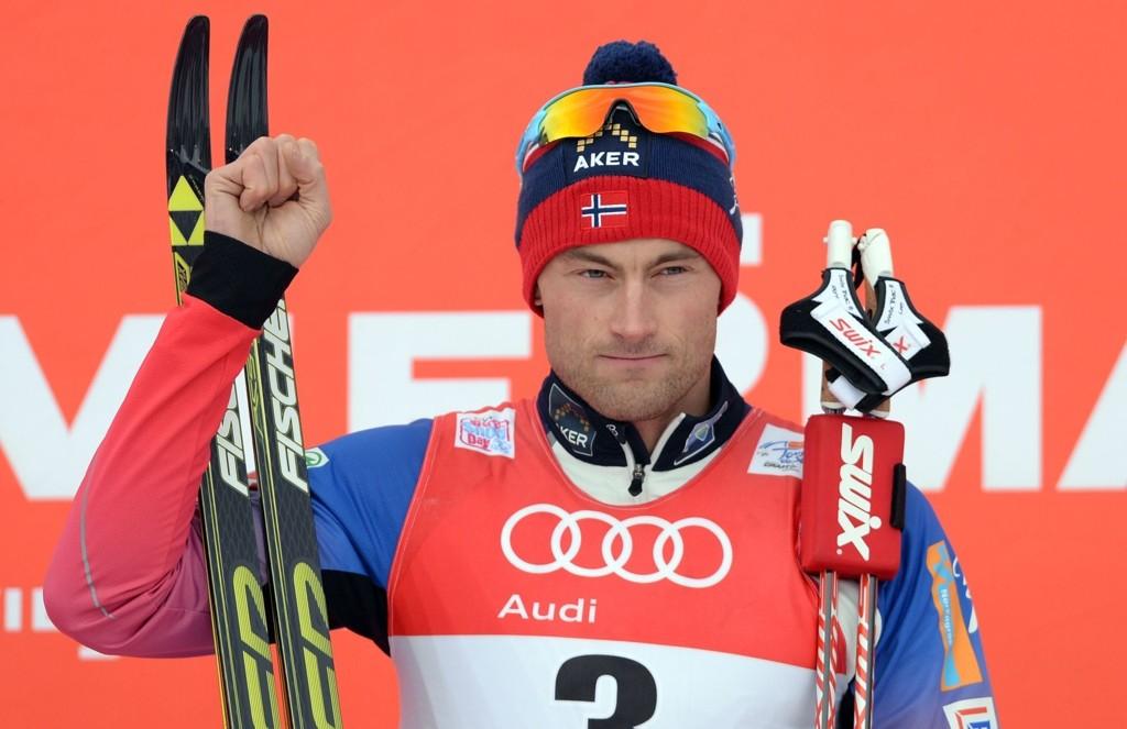STERKE TALL: Petter Northug vinner mange etapper i Tour de Ski.