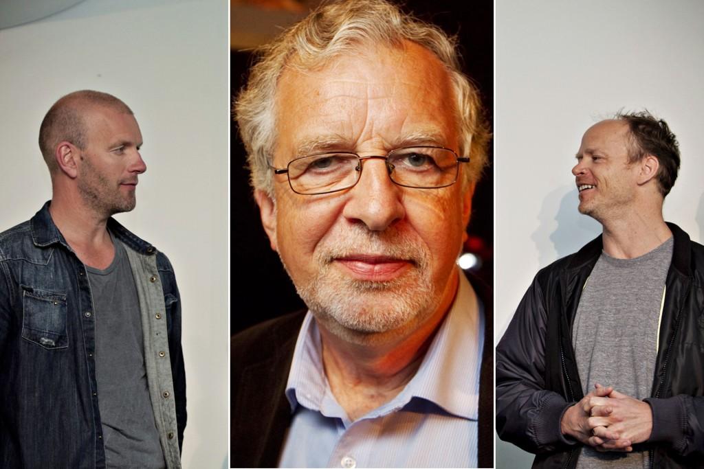 EN TV-VINNER: Oddgeir Bruaset, som snart er pensjonist, samlet langt flere seere en Bård Tufte Johansen og Harald Eia tirsdag kveld.