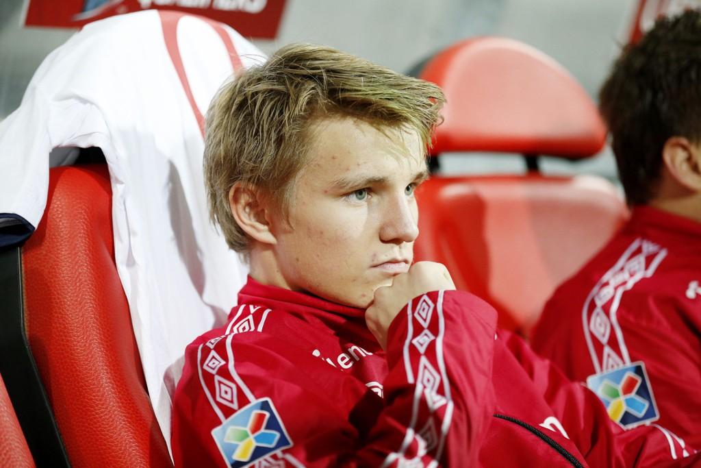 REAL MADIRD? Det er bare én av klubbene Martin Ødegaard vurderer.