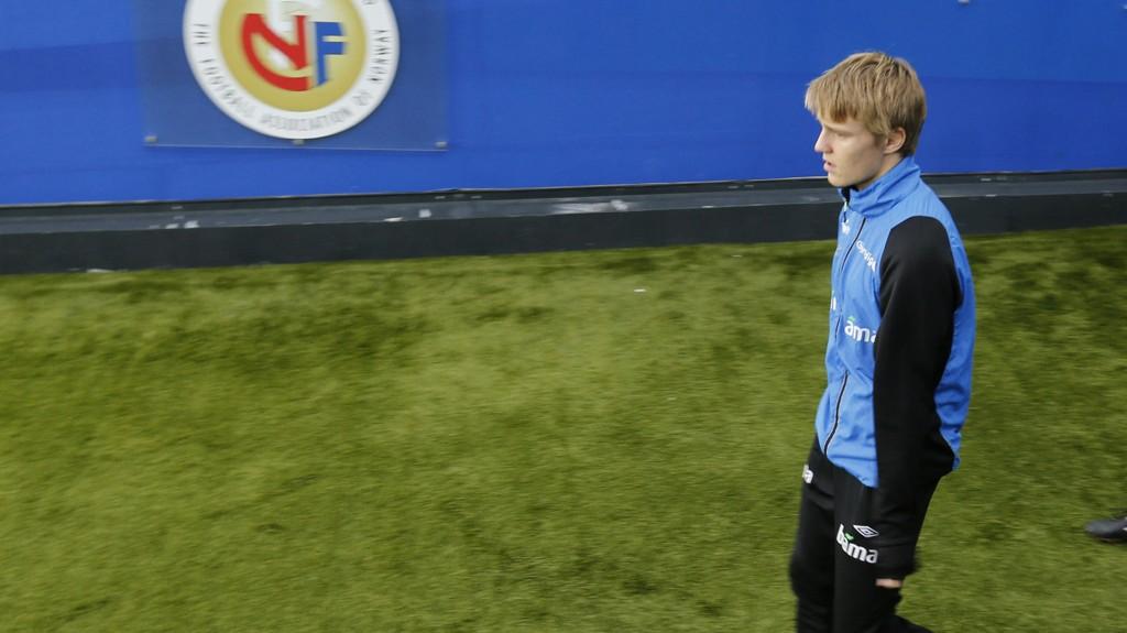 JUVEL: Martin Ødegaard er på alles lepper.