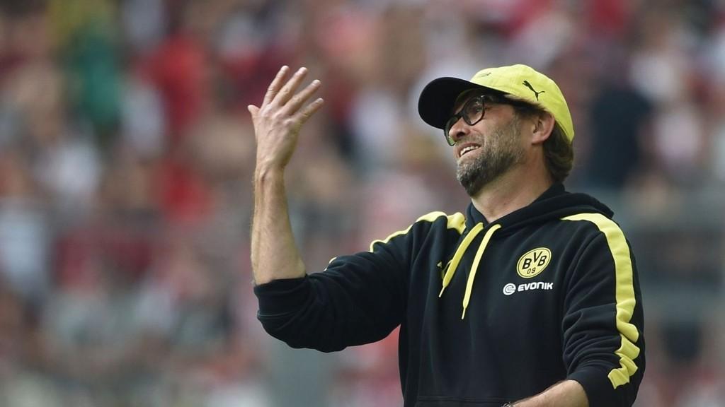 Jürgen Klopp opplever en blytung sesong med Borussia Dortmund, men kan trøste seg med at hans posisjon i klubben står fjellstøtt.