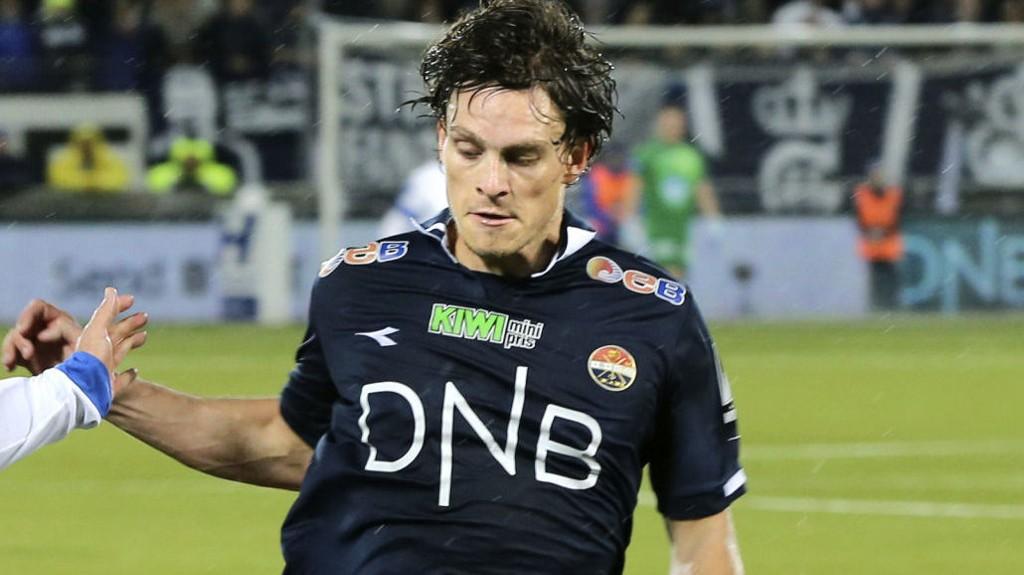 Jørgen Horn (27) signerte i dag en ny treårskontrakt med Strømsgodset – og blir samtidig klubbens kaptein.