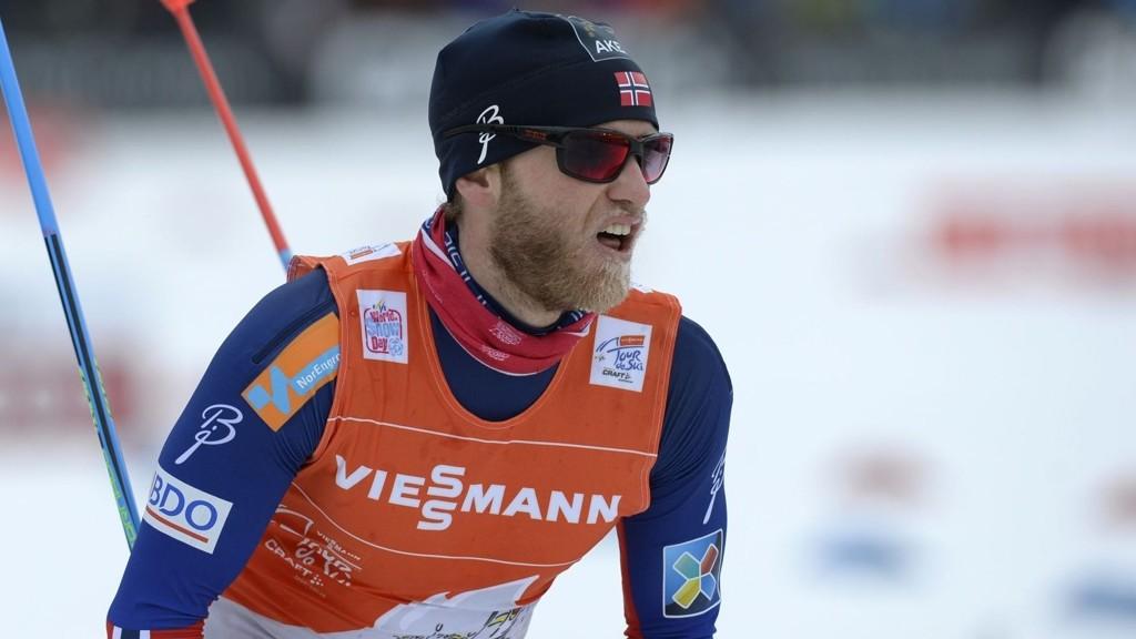 Martin Johnsrud Sundby er den største favoritten i dagens 25 kilometer i Tour de Ski.