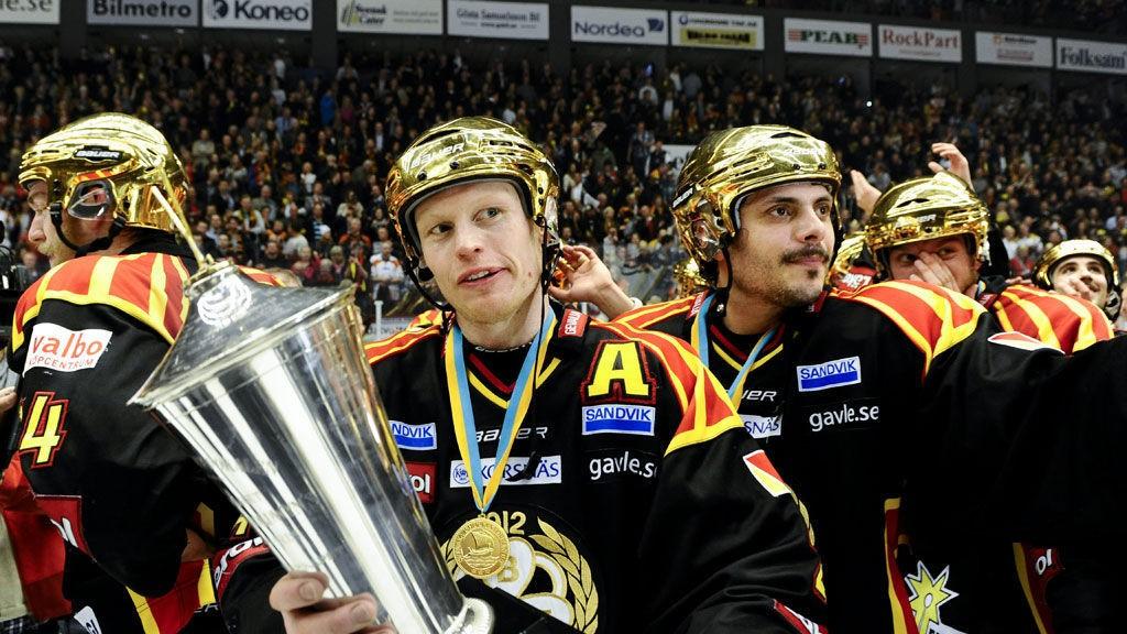 Brynäs ble svensk mester så sent som i 2012, men har hatt en skuffende sesong så langt.