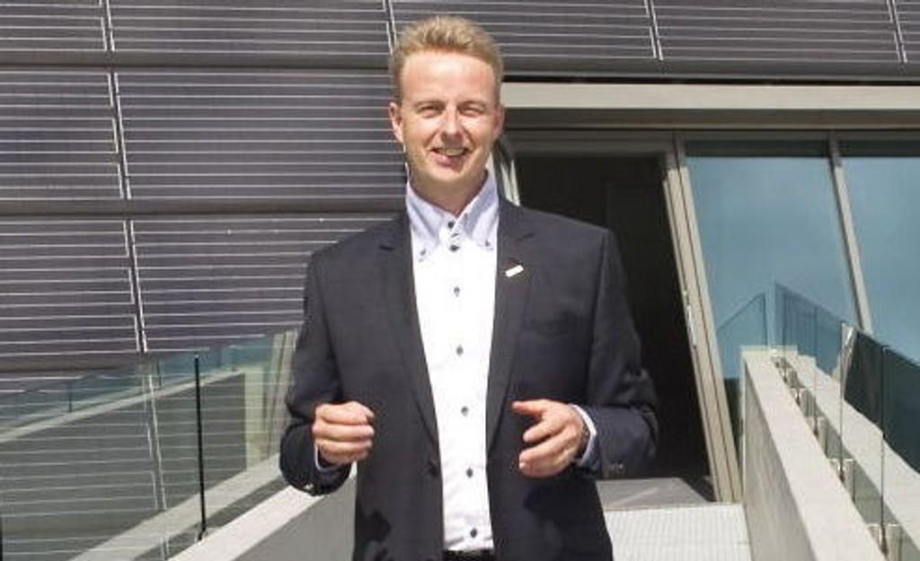 Ordfører Terje Søviknes (Frp) har ledet Os kommune siden forrige årtusen.