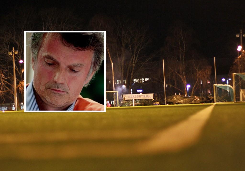 STEMT UT: Erling Fossen (innfelt) fikk ikke tillit til en ny periode som styreleder under årsmøtet.