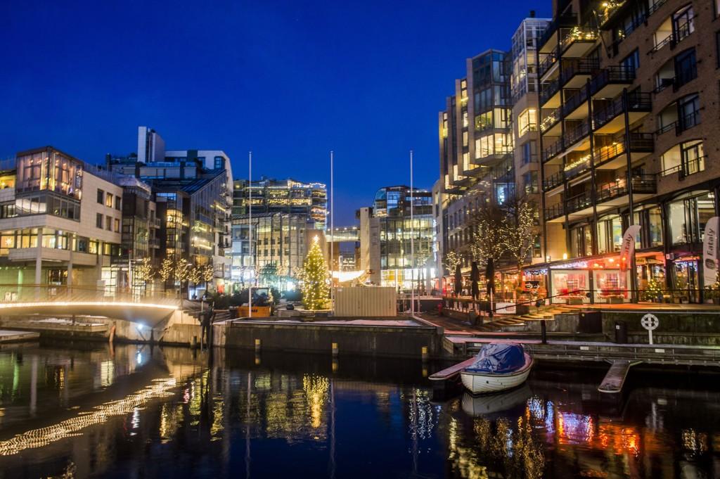 Bryggedrift drifter sameiene til Oslos finanssentrum Aker Brygge. Administrerende direktør har tilstått underslag på 23 millioner kroner.