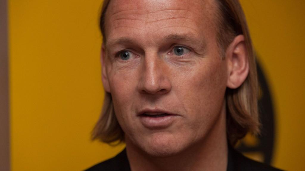 FÅR PENGER: LSK og Torgeir Bjarmann kan juble for sårt tiltrengte penger i klubbkassa.