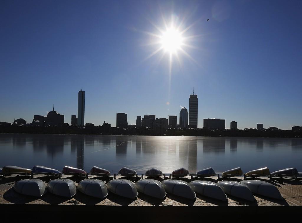SØKER OL: Den amerikanske byen Boston.