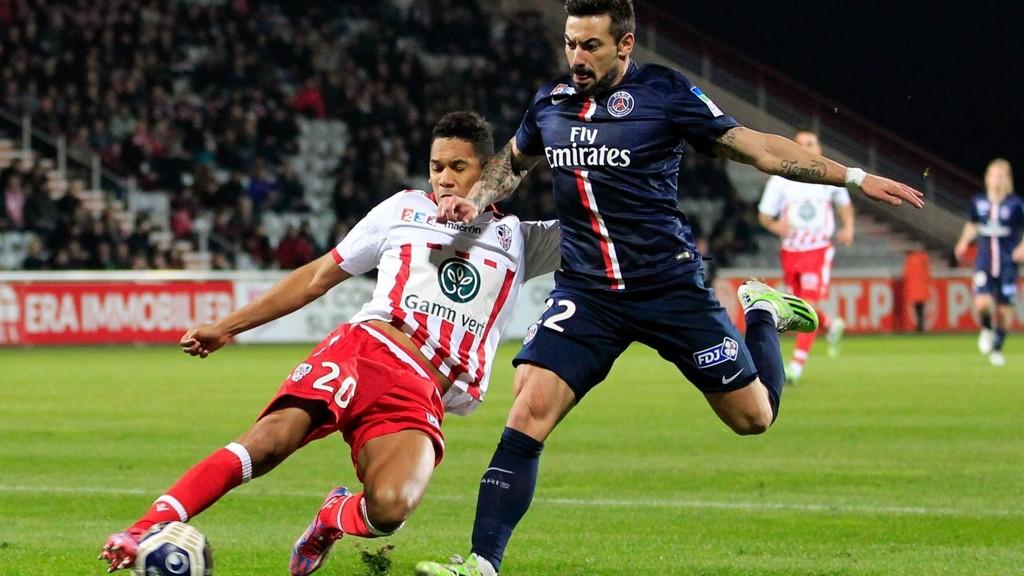 Ajaccio ble et nummer for små i cupkampen mot Paris Saint-Germain før jul, men møter langt mer overkommelig motstand i Ligue 2 i kveld.