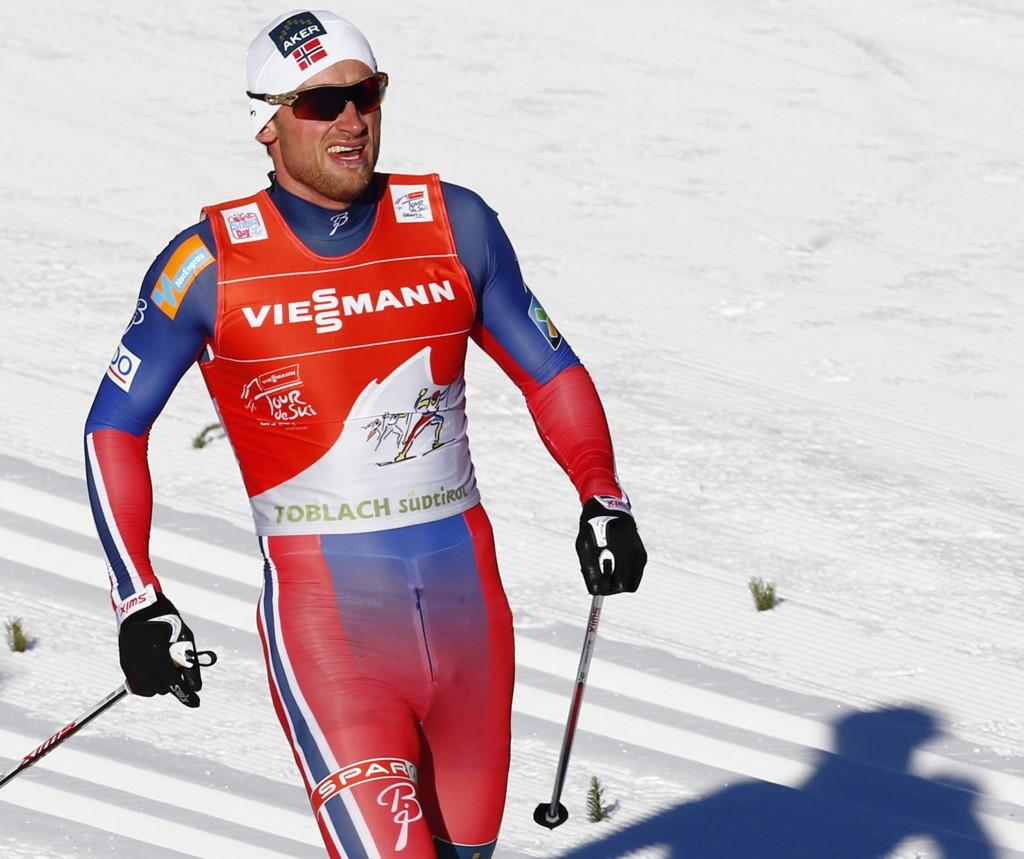 SONER IKKE UNDER VM: Petter Northug.